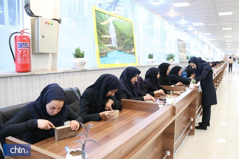 آموزش صنایع دستی به 4022 هنرجو در استان فارس