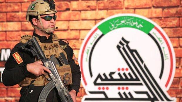 حشد شعبی نیروی رسمی عراق است، اشغالگران آمریکایی ازعراق اخراج شوند