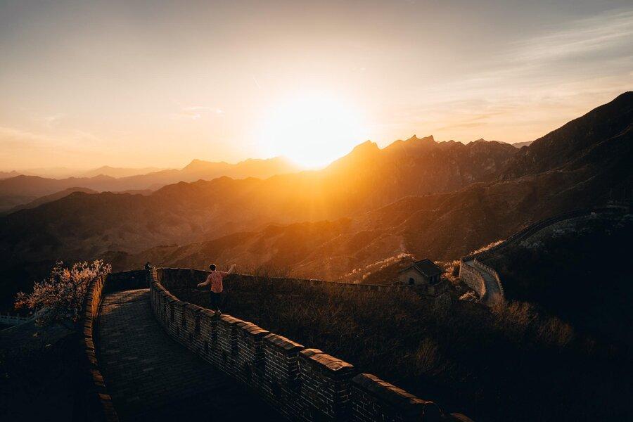 معرفی دیوار عظیم چین