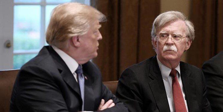 بولتون:ترامپ درخواست مودی درباره ایران را رد کرد