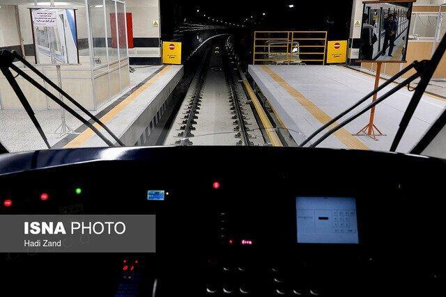 ایستگاه گلشهر متروی کرج آماده بهره برداری است