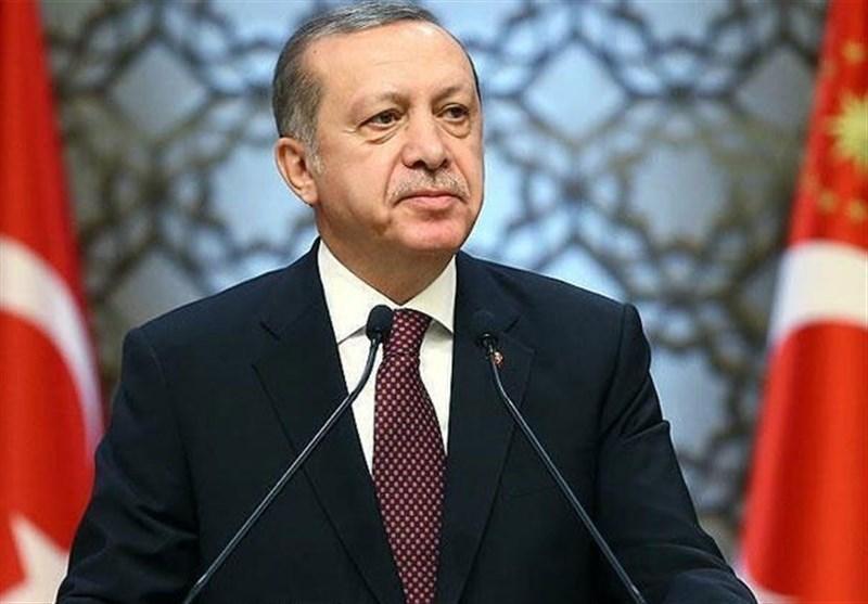 اردوغان خواهان کنترل فضای مجازی در ترکیه شد
