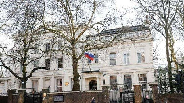 سفارت روسیه در لندن: مسکو پاسخ تحریم های انگلیس را خواهد داد