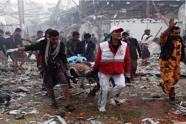 متجاوزان سعودی الحدیده یمن را هدف حملات موشکی قرار دادند