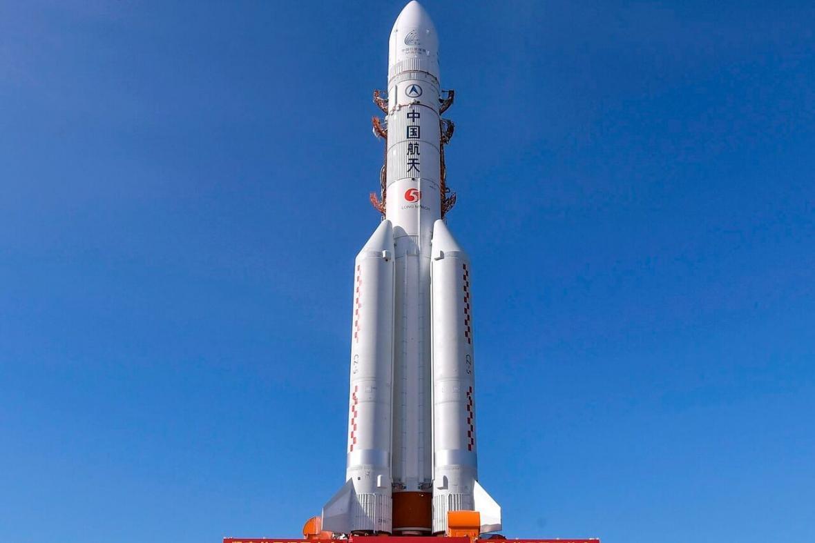 ماموریت کاوشگر چینی در مریخ شروع شد