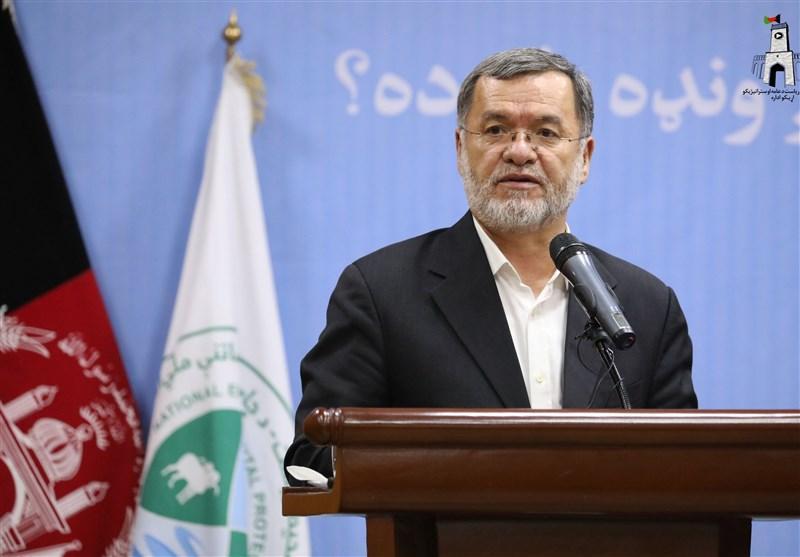 معاون اشرف غنی: دولت تمام موانع را رفع کرده است، طالبان بر سر میز مذاکره حاضر شوند