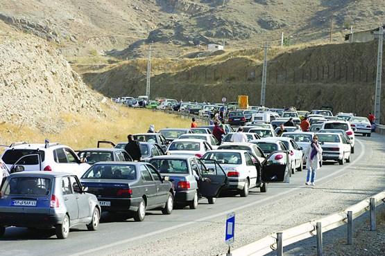 جزییات اعمال محدودیت های ترافیکی در محورهای شمال