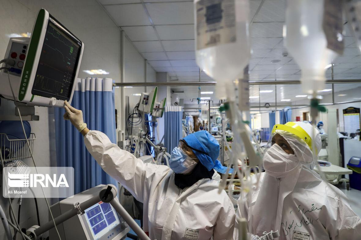 خبرنگاران پزشک خیر میبدی به کرونا مبتلا شد