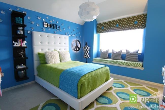 نحوه تزیین دکوراسیون اتاق خواب نوجوان مطابق با مد روز