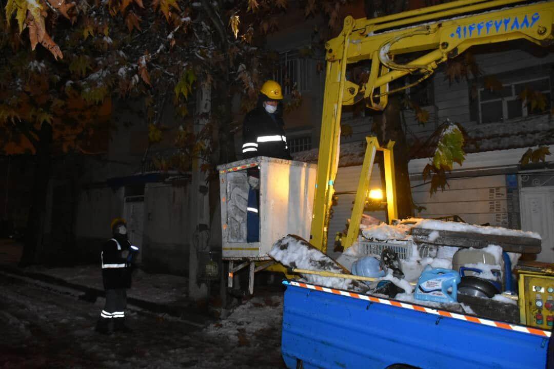 خبرنگاران 20 اکیپ تعمیراتی برق در ارومیه فعال شد