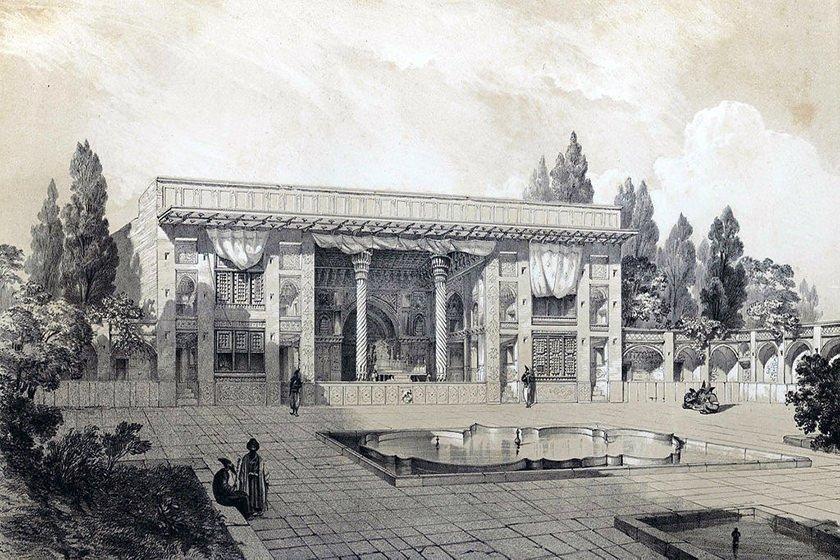 اصفهان؛ پایتخت موقت ایران