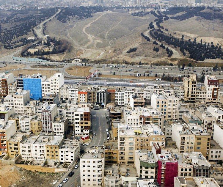 کاهش قیمت خانه در اطراف تهران