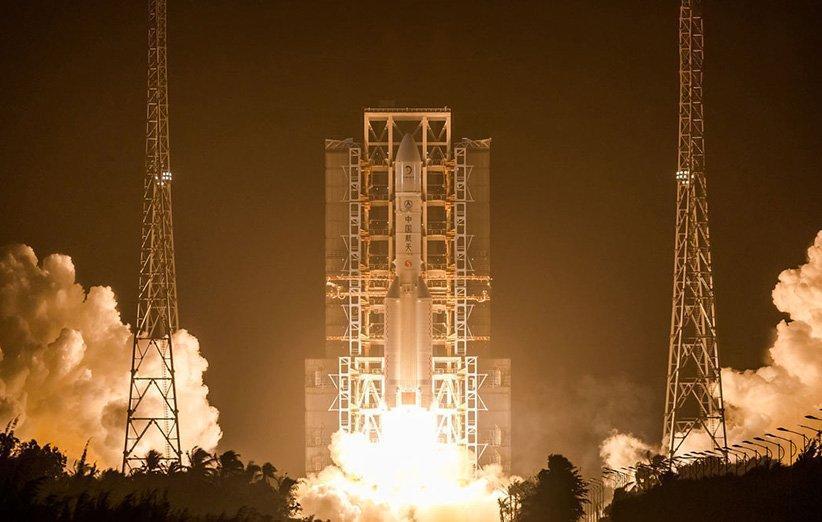 پس از سال ها مأموریت نمونه برداری از ماه این بار توسط چین شروع شد