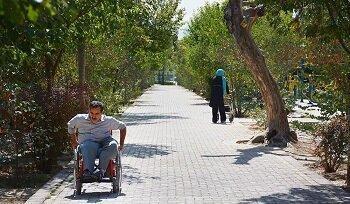 مناسب سازی 12 گذرگاه ایمن برای افراد توان یاب در منطقه 2 تهران