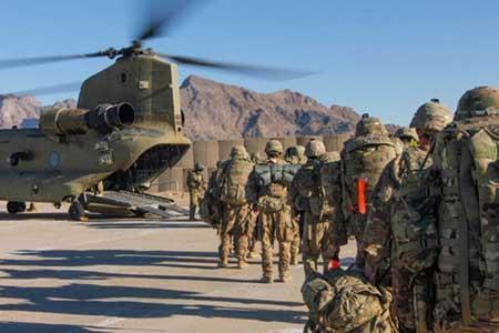 تعداد نظامیان آمریکایی در عراق و افغانستان کاهش یافت