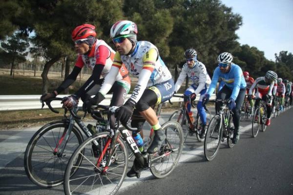 معین برنامه دوچرخه سواری تا المپیک، اعزام 4 رکابزن به مسابقات اروپایی