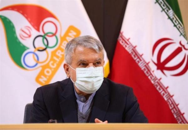نشست نوبخت و صالحی امیری برگزار گردید، پرداخت بودجه کمیته ملی المپیک تا انتها سال