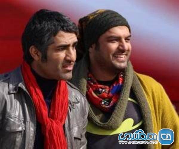 پژمان جمشیدی: تصمیم گرفتیم من و سام تا مدت ها کنار هم بازی نکنیم
