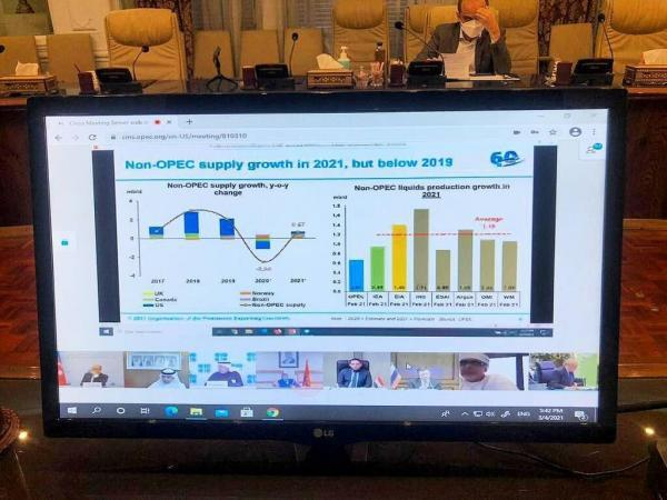 ابراز امیدواری رئیس اوپک به ایجاد ثبات در بازار نفت