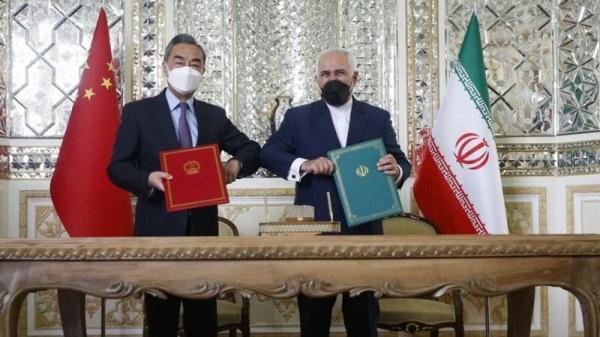 مورد محرمانه ای در سند ایران و چین نیست