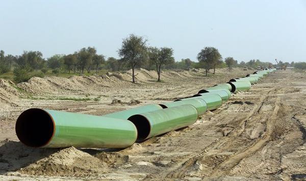 خبرنگاران دزد لوله های انتقال نفت در هفتکل دستگیر شد
