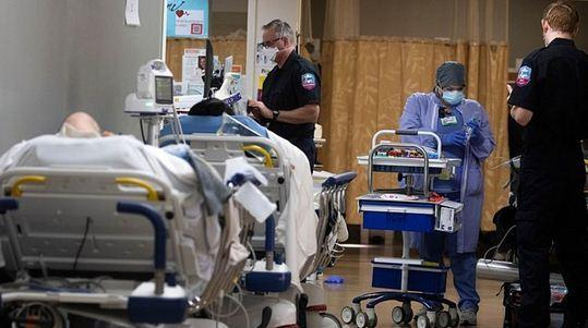 تلفات کرونا در آمریکا به 566 هزار تن رسید