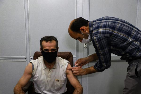 خبرنگاران 1100 پاکبان قمی در نوبت تزریق واکسن کرونا قرار دارند