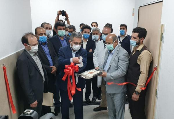 افتتاح طرح های بیمارستان شهدای تجریش با حضور دکتر زالی و دکتر جان بابایی