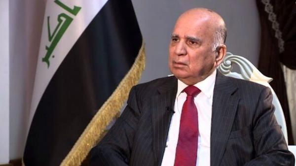 وزیر خارجه عراق با پاپ فرانسیس دیدار کرد