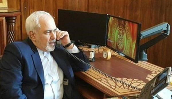 ظریف: با دومینیک راب توافق کردیم