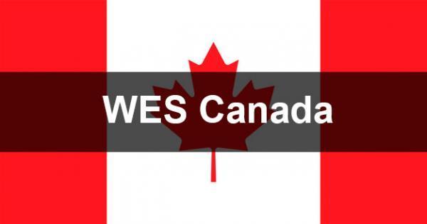 ویزای کانادا: تاییدیه WES کانادا