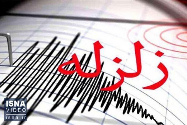 زمین لرزه 3.6 ریشتری حوالی نقده در آذربایجان غربی را لرزاند