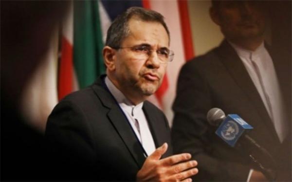 هشدار سفیر ایران درباره تاثیرات منفی تحریم بر سلامت مردم