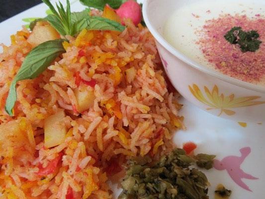 دستور پخت دمی گوجه فرنگی